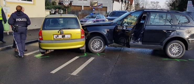 Verkehrsunfall Brandmayerstraße