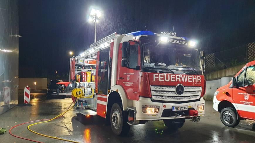 Brandverdacht – Fehlalarm