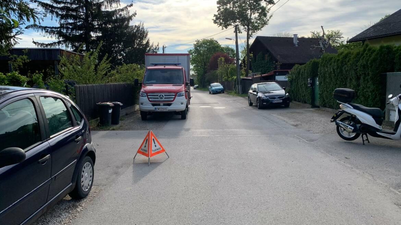 Technischer Einsatz – Auspumparbeiten Mittelstraße